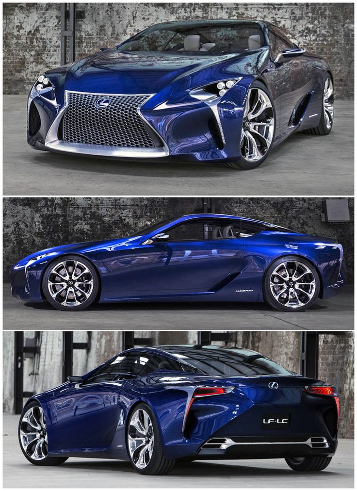 The Lexus LF-LC has been confirmed for production. #carsguide #lexus #lflc #hybrid