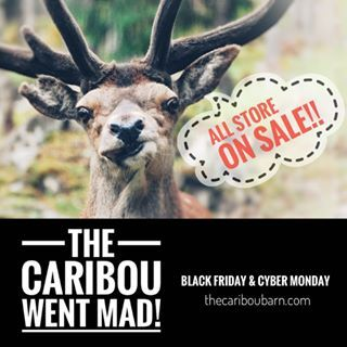 The Caribou Barn - Online Store Canada & USA