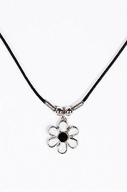Vintage Renewal Flower Necklace