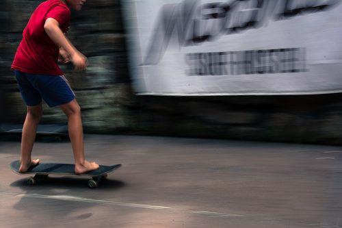 Skate hotel