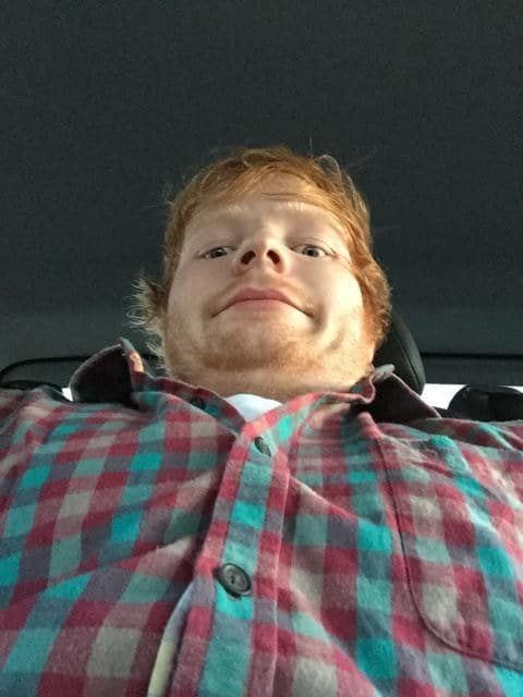 21 Ed Sheeran Reactions For Everyday Situations