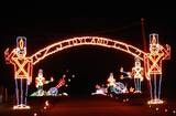 Every Holiday season Columbia lights up the night with the Symphony of Lights to benefit #Howard County General Hospital