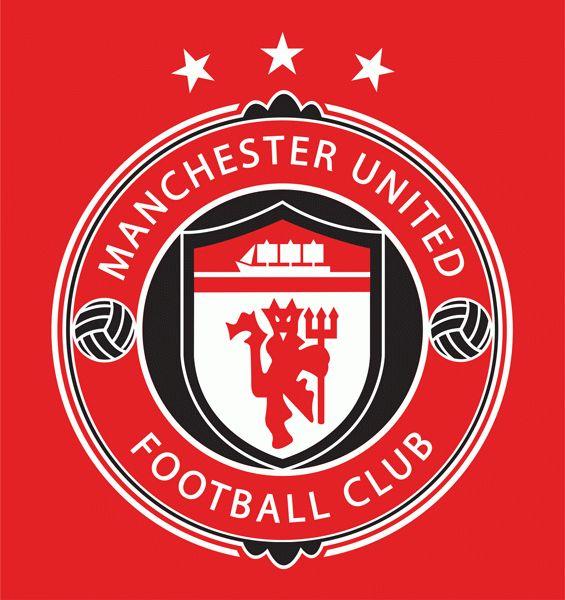 Manchester United Logo by Amit, via Behance