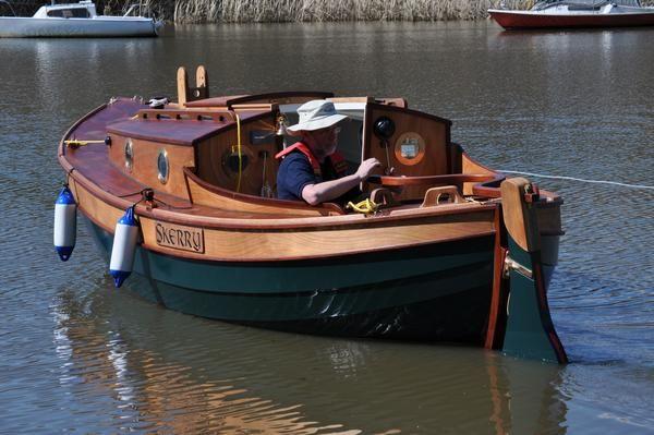 "eunmara   Building the Eun Mara ""Skerry"" I. LOVE. THIS. LITTLE. BOAT!   Sailing   Pinterest ..."