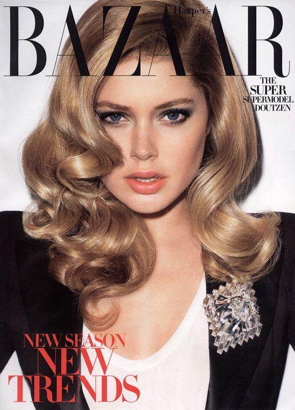 : Wedding Hair, Doutzenkroes, Harpers Bazaar, Makeup, Hairstyle, Hair Style, Beauty, Hair Color, Doutzen Kroes