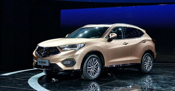 Acura Cdx 2018 Usa Acura Compact Suv Luxury Suv Car Buying Guide