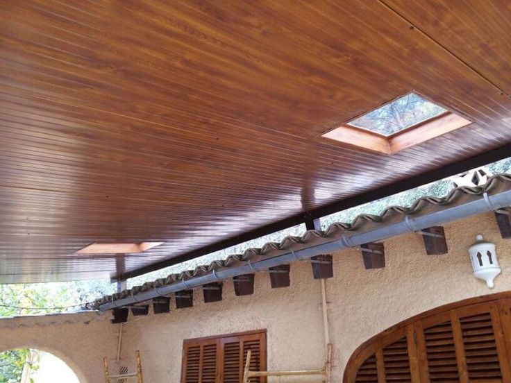 Best 25 tragaluz techo ideas on pinterest luz cubo - Techos de madera exterior ...