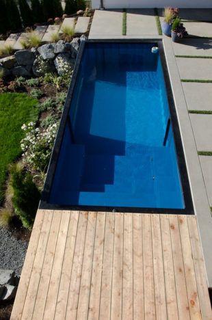 M s de 25 ideas incre bles sobre piscinas prefabricadas en for Piscinas portatiles baratas