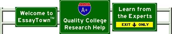 Buy Term Papers and College Research Essay Writing - Since 1995!
