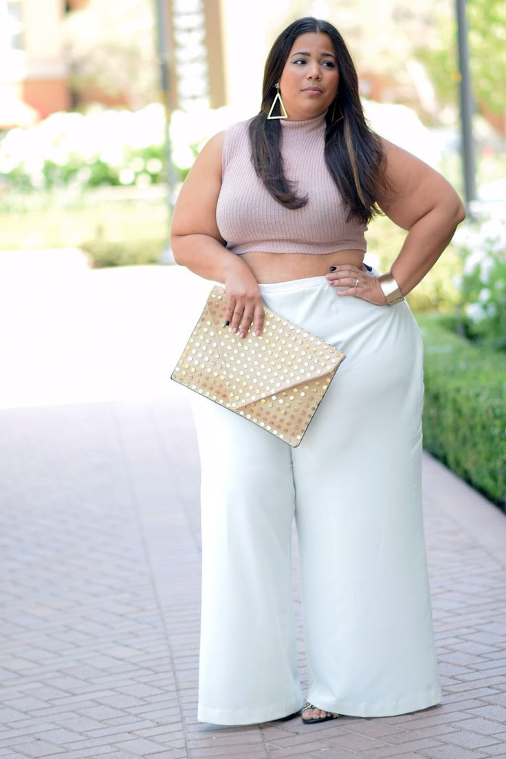 Omg Love Garnerstyle The Curvy Girl Guide Turning Back Time Plus Size Fashion Pinterest