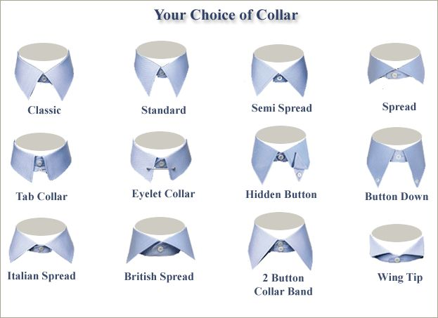 10 best Kind of Collars images on Pinterest | Shirt collars, Dress ...