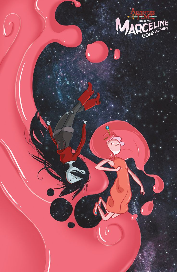 Marceline Gone Adrift #2 Here are three very excellent covers for today's brand new Marceline Gone Adrift comic book, written by Meredith Gran and illustrated by Carey Pietsch. Cover artists, from top...
