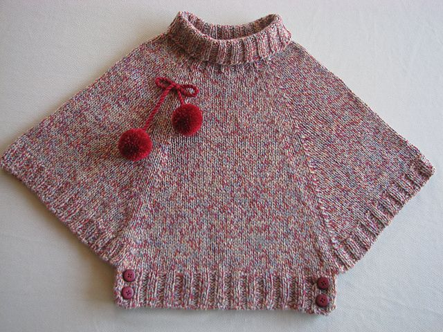 Phildar pattern knitted by Gitute via ravelry