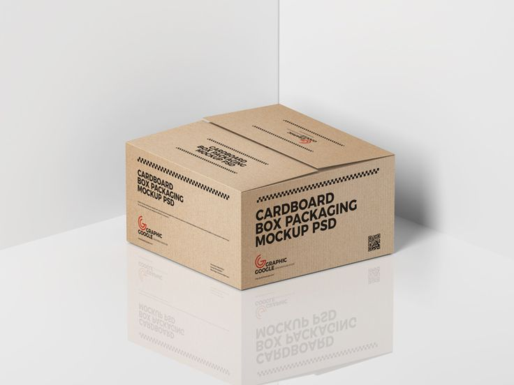 Free Cardboard Box Packaging Mockup Psd Graphic Google Tasty Graphic Designs Collectiongraphic Google Tasty Packaging Mockup Mockup Free Psd Free Mockup