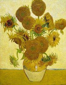 van Gogh Sonnenblumen - berühmte Bilder