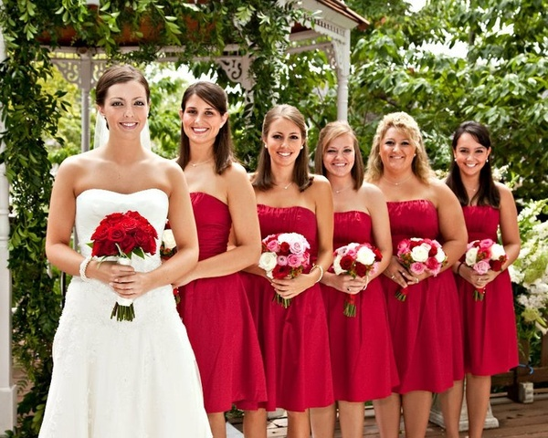 17 Best Images About Bridesmaid Dresses On Pinterest