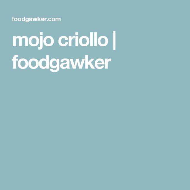 mojo criollo | foodgawker