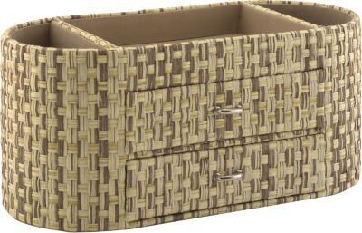 #MakeMoreMakeover Staples®. has the kathy ireland by Bush® Desktop Organizer, Grass Weave, Natural you need for home office or business. Shop our great selection, read product reviews and receive FREE delivery on all orders over $45.