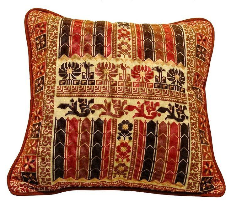 Gallery.ru / Фото #60 - Palestinian embroidery - GWD