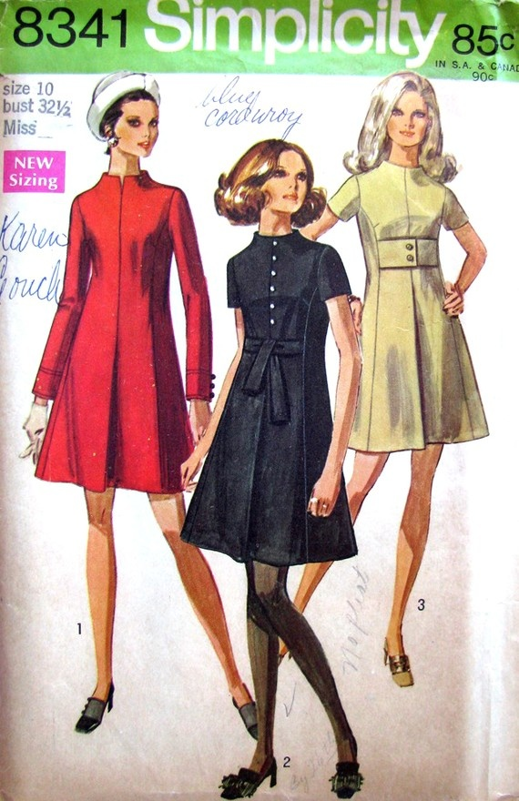 236 best 1960\'s fashion lookbook images on Pinterest | Vintage ...