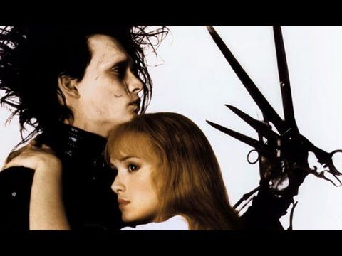 Edward Scissorhands (1990)  Drama, Fantasy, Romance [USA:TV-14, 1 h 45 min]  Johnny Depp, Winona Ryder, Dianne Wiest, Anthony Michael Hall Director: Tim Burton Writers: Tim Burton, Caroline Thompson, Caroline Thompson  IMDb rating: ★★★★★★★★☆☆ 8.0/10 (304,444 votes)