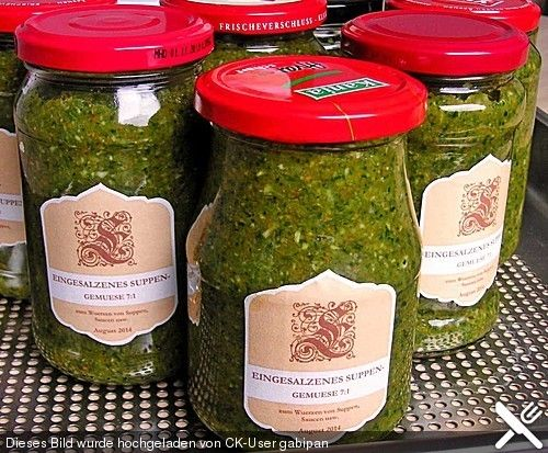 Eingesalzenes Gemüse für Gemüsebrühe, ein leckeres Rezept aus der Kategorie Vegan. Bewertungen: 164. Durchschnitt: Ø 4,7.