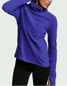 Victoria-Secret-sport-Funnel-Neck-pullover-hoodie-size-XS