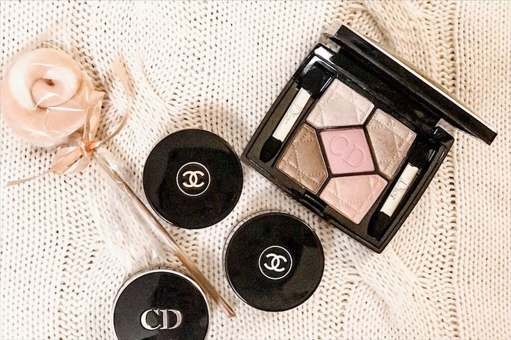 Make up essentials, Chanel and DIOR