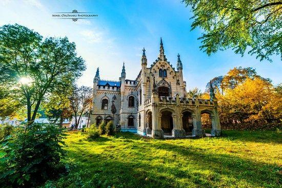 Sturdza Castle, Miclăușeni, Romania