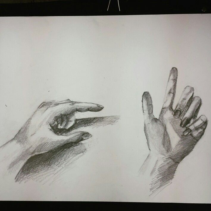 #hand#study Drawn by me