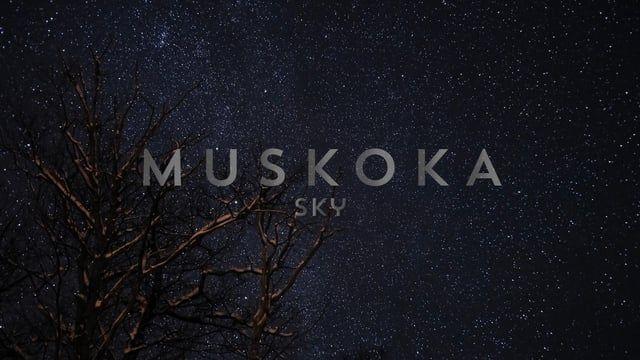 Filmed at Muskoka Woods near Rosseau.