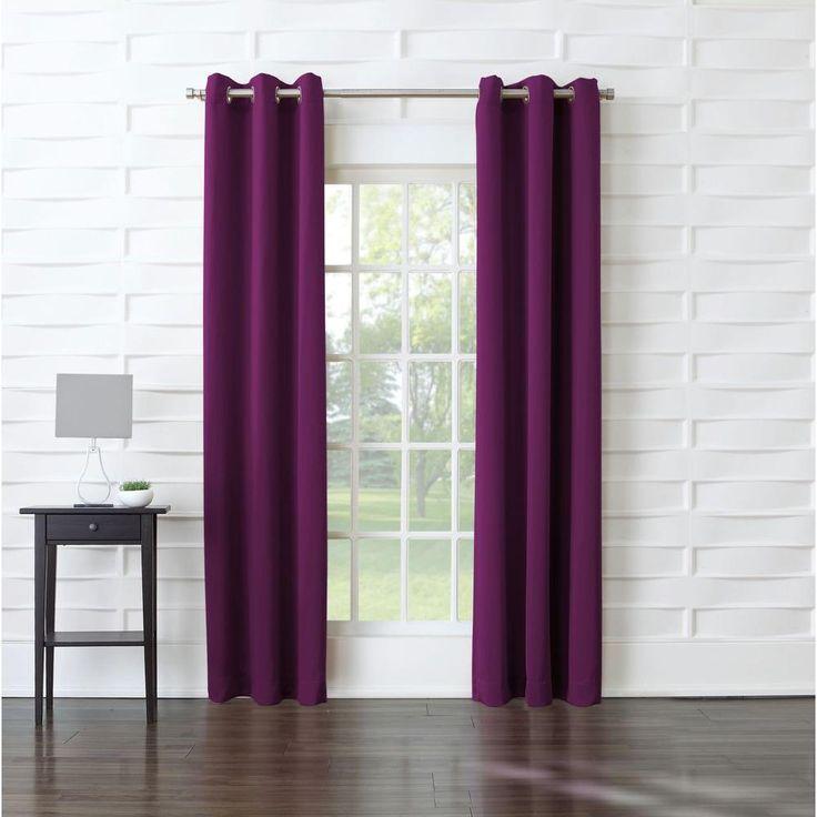 Light Pink Curtains Target: Best 25+ Room Darkening Curtains Ideas On Pinterest