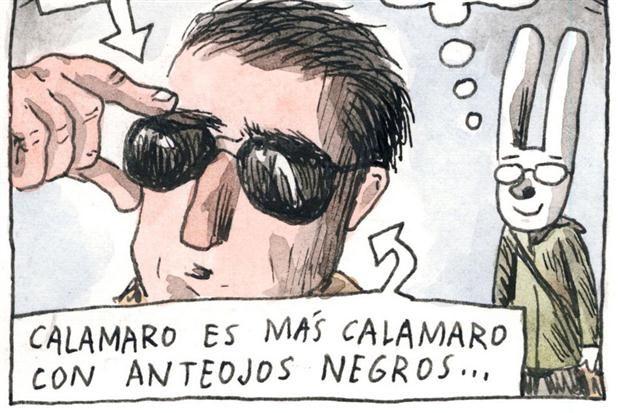 jajaja...Calamaro! Liniers <3