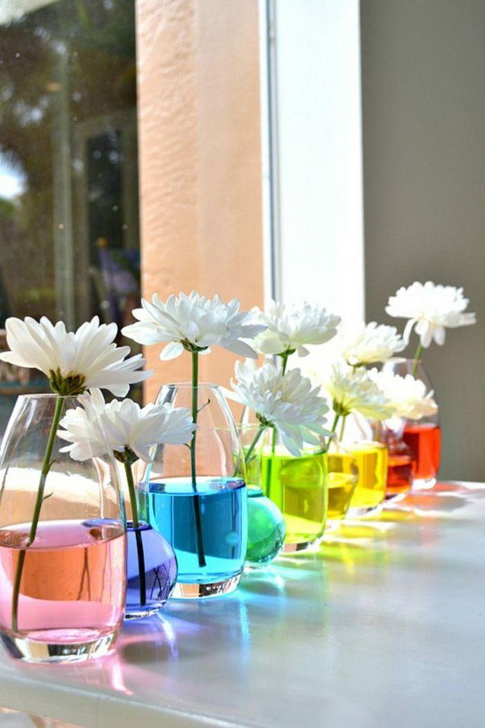 ▷ 1001 + Ideen für Blumengestecke selber machen