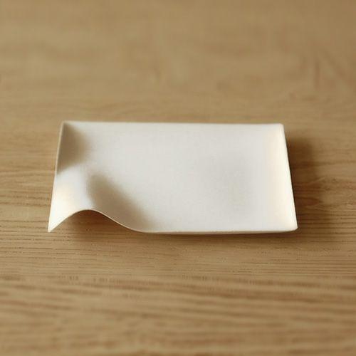 GALLERY & SHOP 唐船屋 / 角皿(中)6枚入 パッケージ(袋)