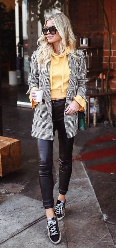 45 Attractive autumn outfits that look fantastic