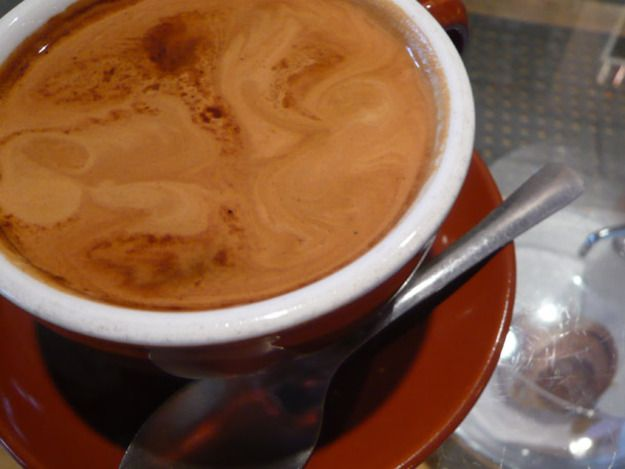 Coffee in Austin, Texas: Once Over Coffee Bar
