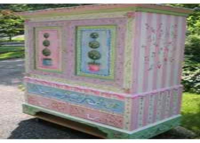 Whimsical Painted Furniture | Whimsical Painted Furniture (Monroe U0026 Wayne  County) In Rochester,