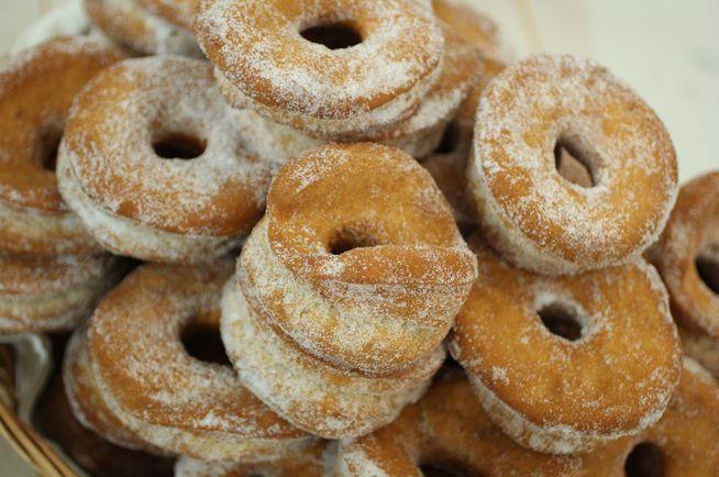 Rosquillas Tati de 'Robin Food'