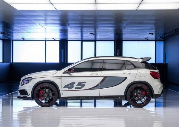 2013 Mercedes Benz GLA45 AMG Images 600x427 2013 Mercedes Benz GLA45 AMG Release Dates