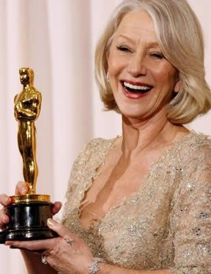 Helen Mirren. Fantastic at every age.
