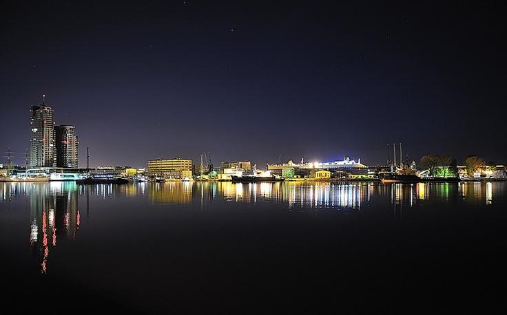 Port of Gdynia, Poland