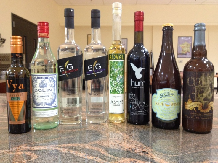 Herbal Wine Tasting at Old Line Fine Wine April 13