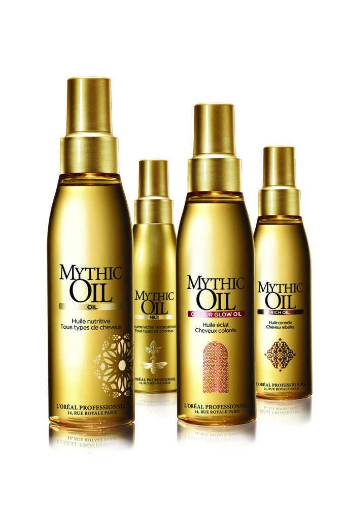 MYTHIC OIL #mythicoil #lorealprofessionnel