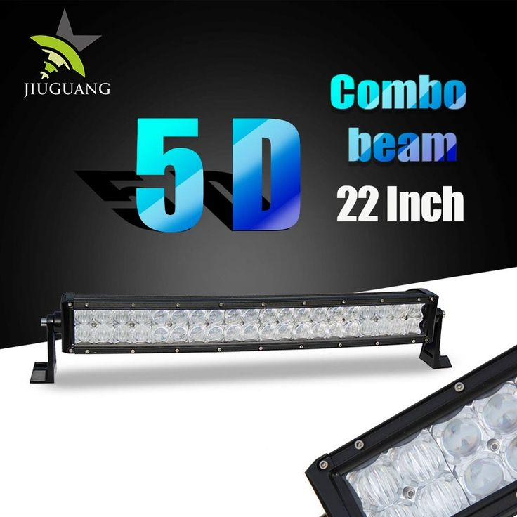 Best Selling IP68 5d 22 Inch Dual Row 120w Offroad Led Light Bar For Feep truck