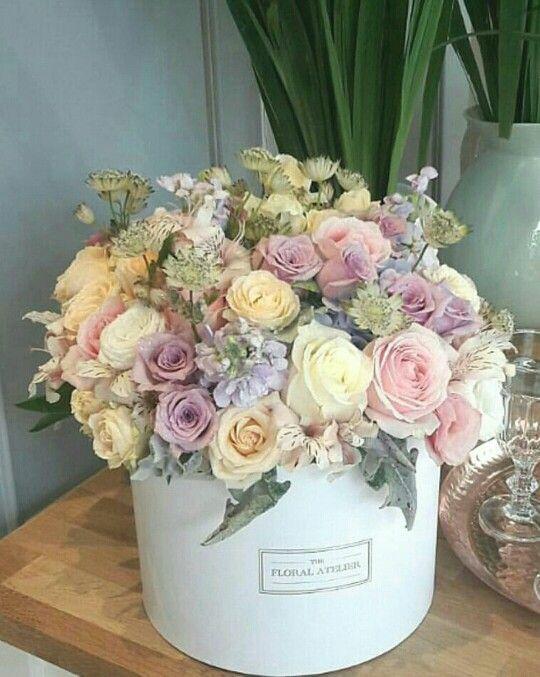 wunderschöne helle Blumen