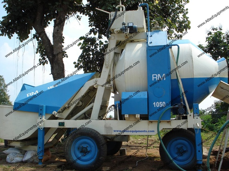 Mini Concrete Batch Plant : Mini concrete batch mix plant of capacity m hr