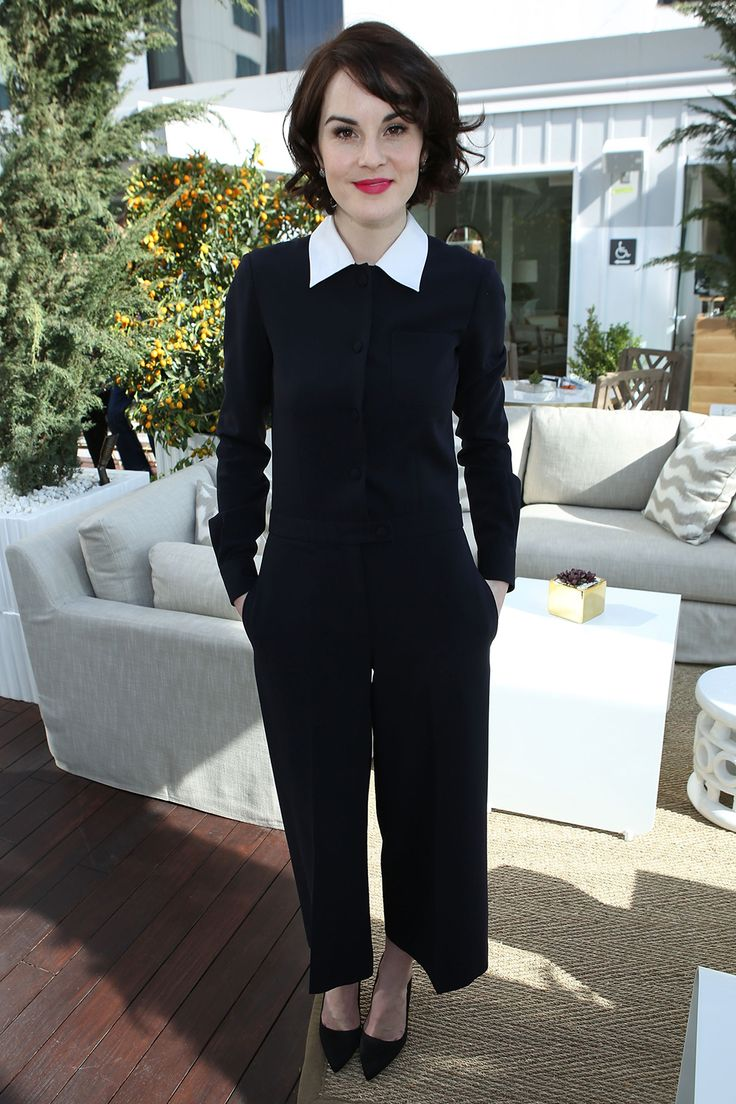 Michelle Dockery style file | Harper's Bazaar