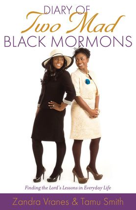 Diary of Two Mad Black Mormons {Review and Giveaway}by Chocolate on my Cranium
