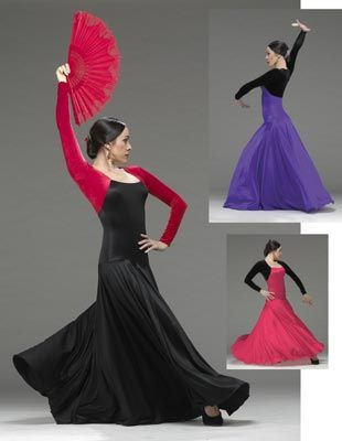 beawom.com cheap-flamenco-skirts-11 #cheapskirts